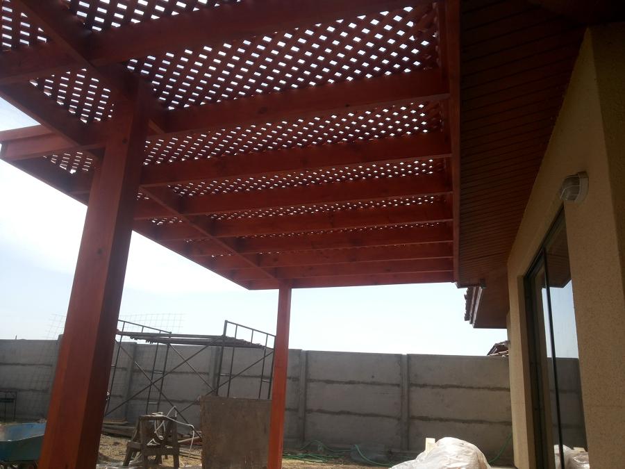Cobertizo de madera ideas de disenos for Madera para cobertizo