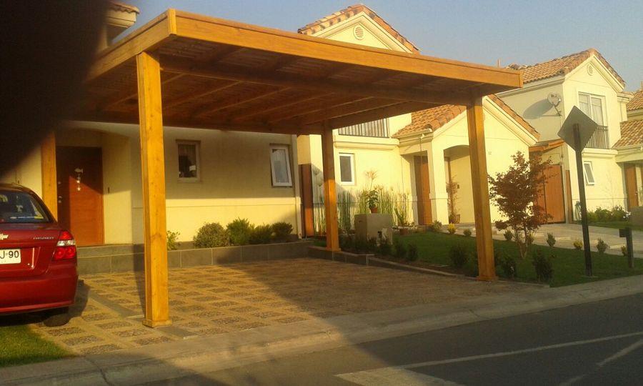 Cobertizos delantero y trasero ideas construcci n casa for Casas con cobertizos