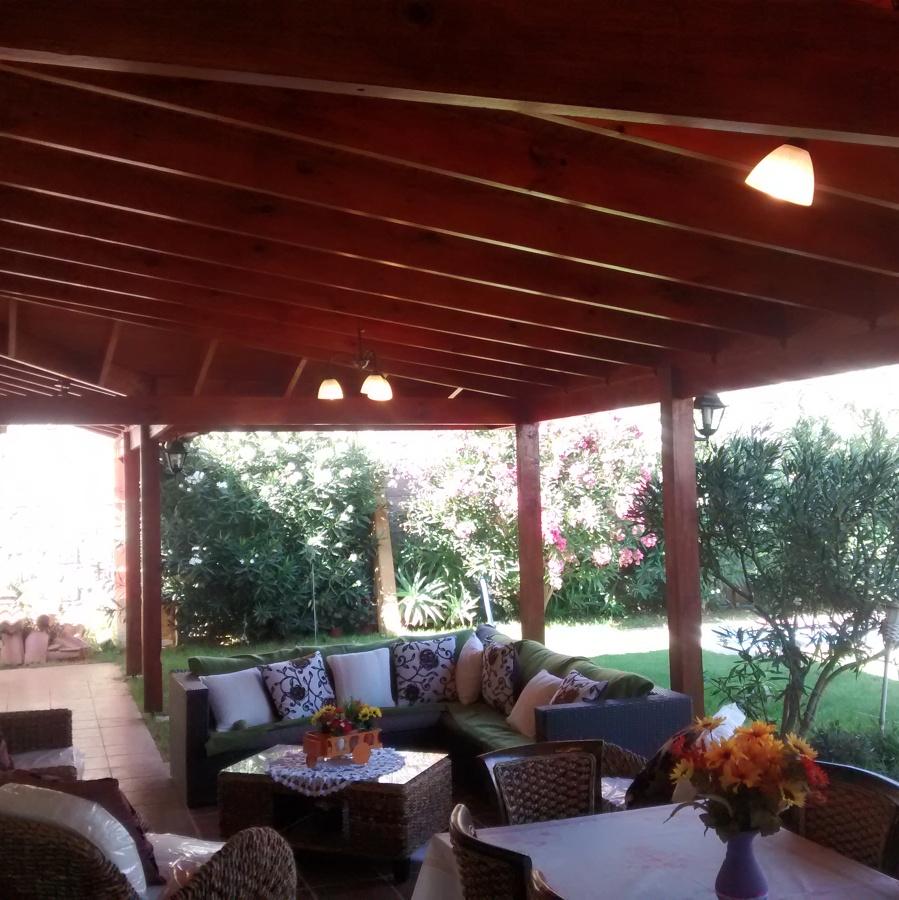 Cobertizo viga a la vista ideas arquitectos for Ideas de techos para casas