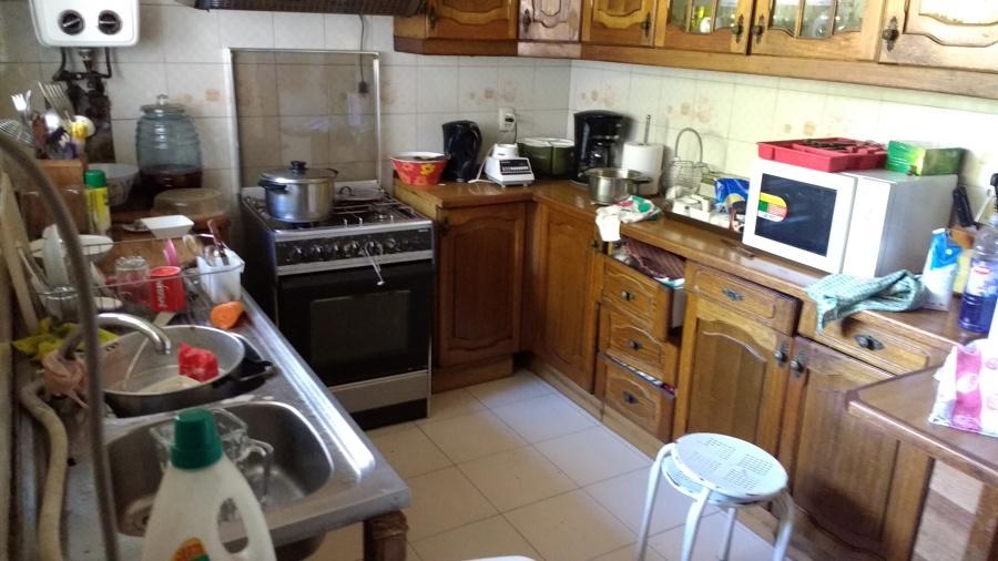 Remodelacion y Ampliacion Cocina Casa Rodriguez-abasolo -talca ...