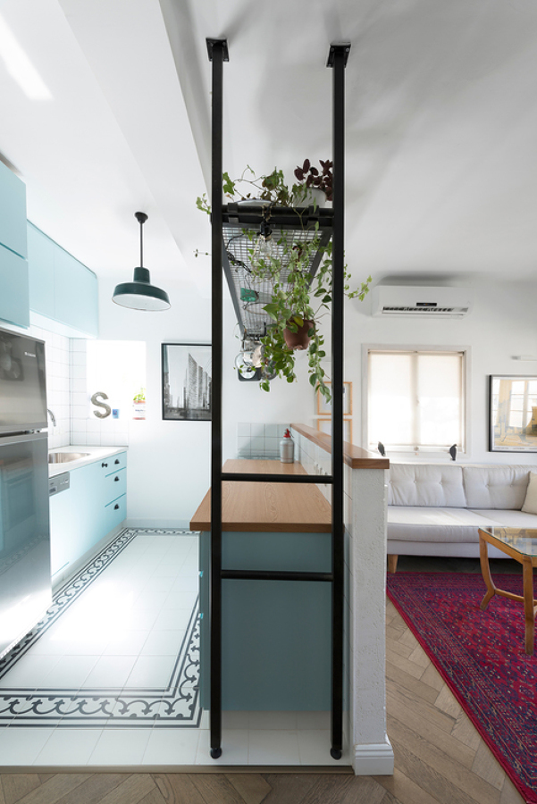 Foto cocina con baldosa hidr ulica 218084 habitissimo - Baldosa hidraulica cocina ...