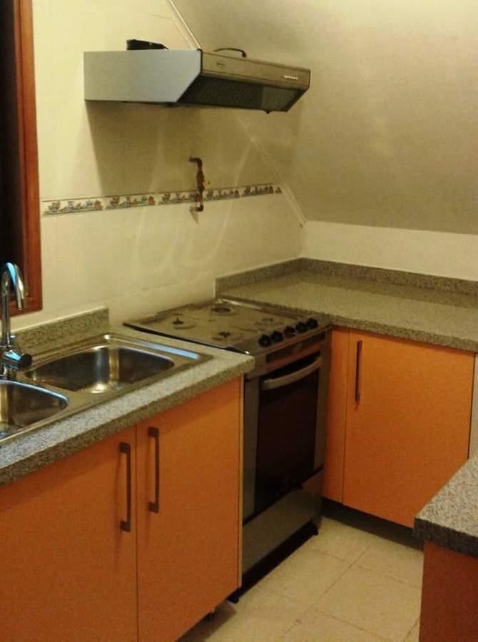 Cocinas ideas remodelaci n cocina for Cocinas con granito gris