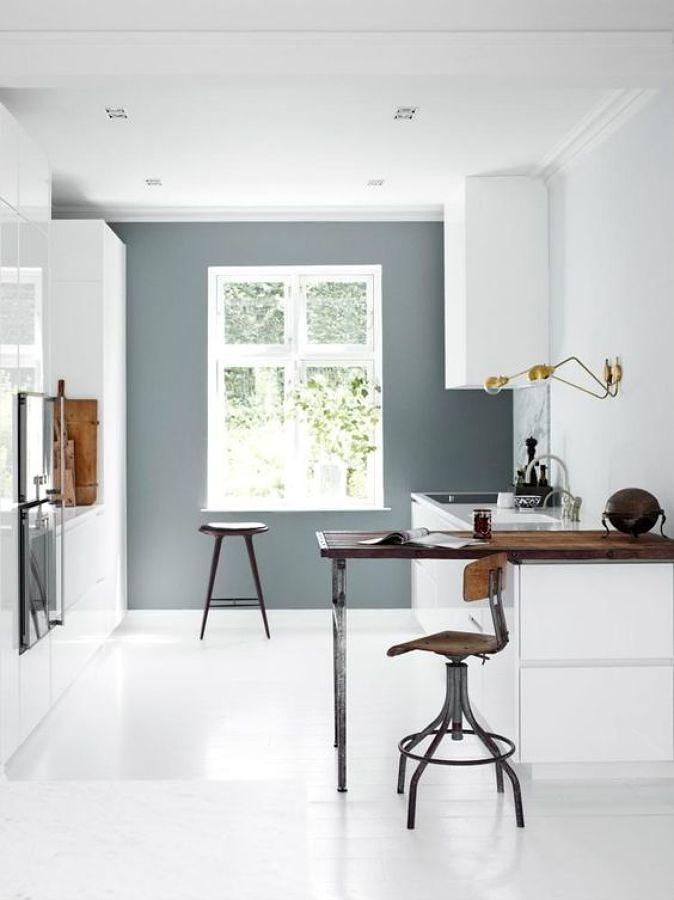 Cocina mini de diseño