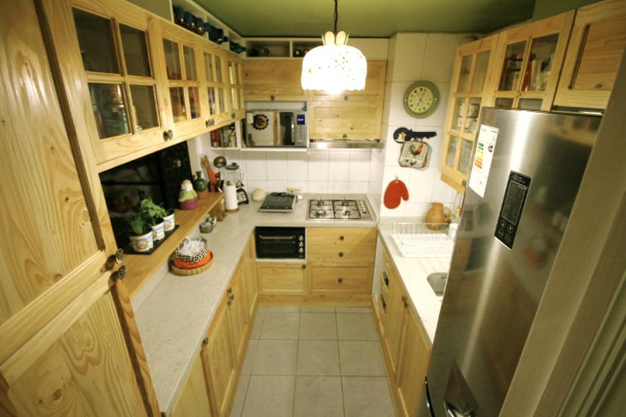 Cocina provenzal en Pino Oregon