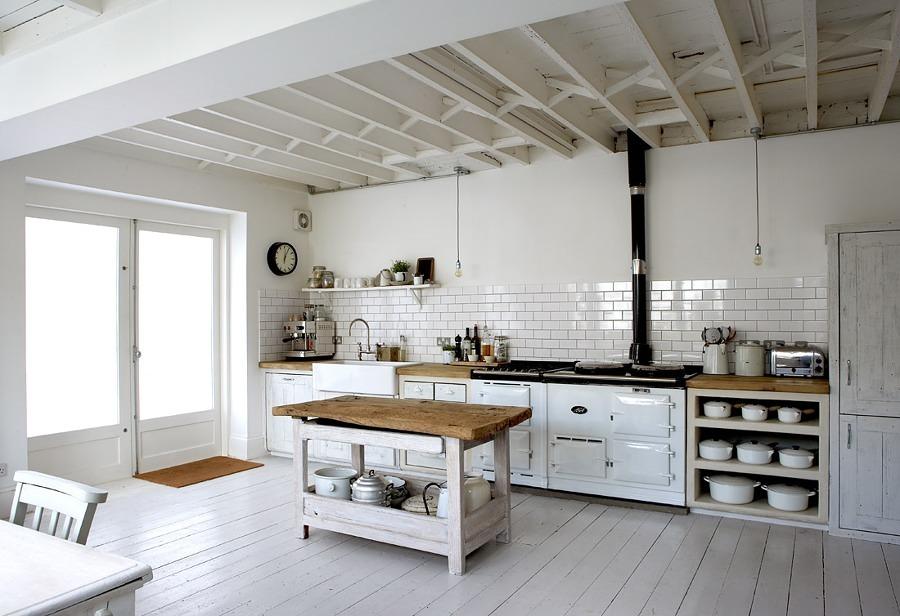 Foto: Cocina Vintage #123914 - Habitissimo