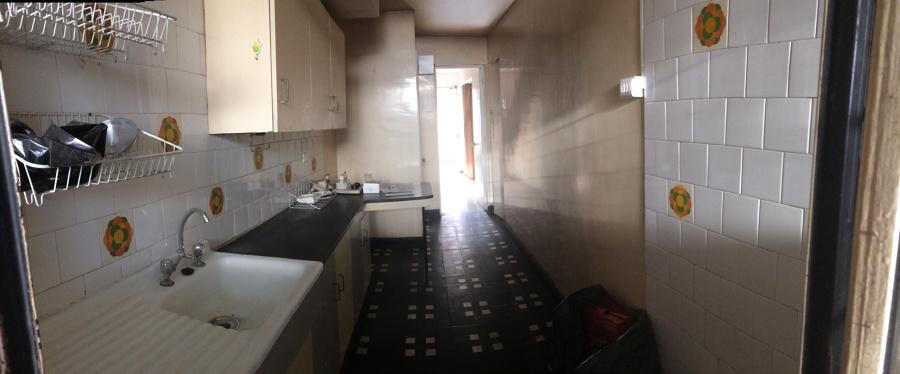 cocina vista hacia acceso estado anterior