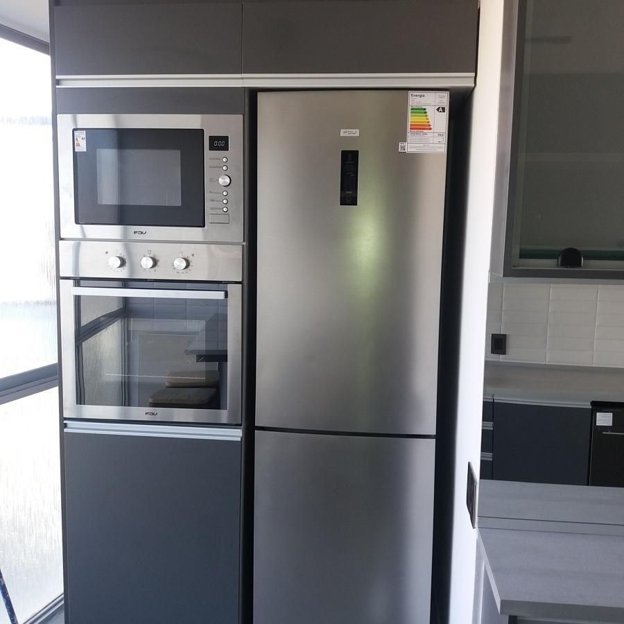 Columna de horno y refrigeración