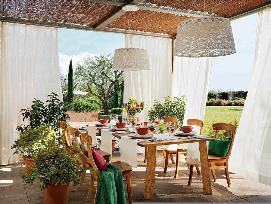Guía para Diseñar un Comedor Exterior | Ideas Remodelación Casa