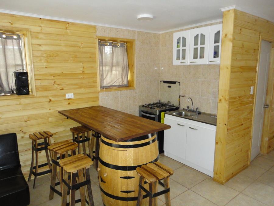 Excepcional Cocina De La Cabaña En Un Presupuesto Motivo - Ideas de ...