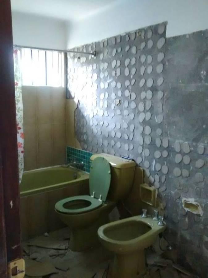 Comienzo obras baño principal