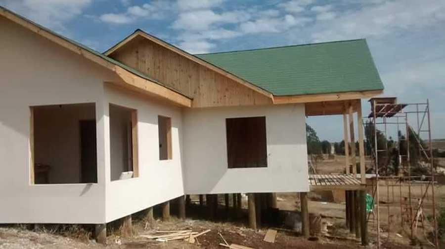 Construcción casa en san Antonio
