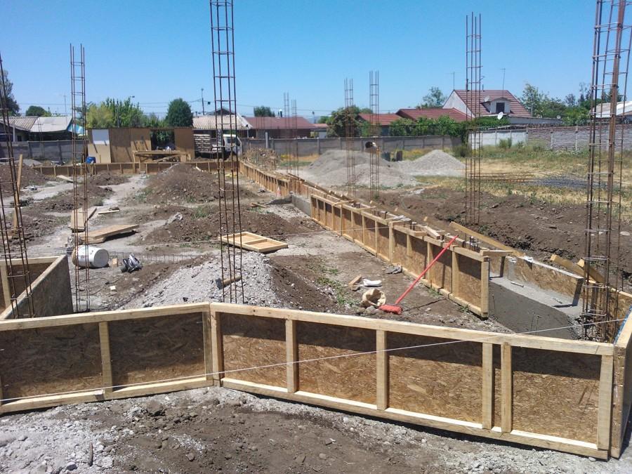 Construcci n casa 350 m2 ideas construcci n casa for Construccion casas de campo
