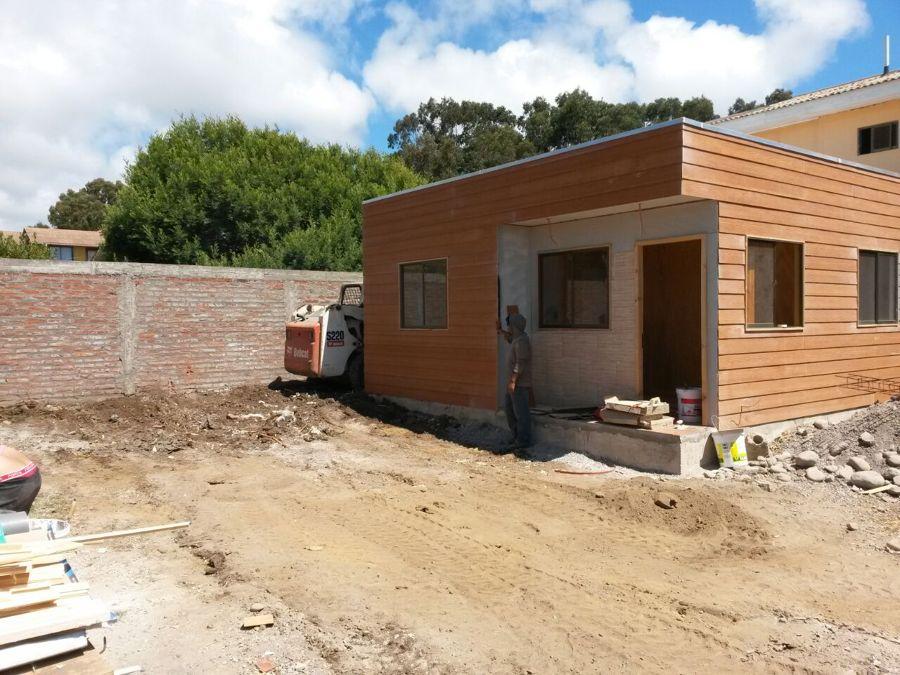 Dise o y construcci n de casas de metalcom y siding de for Construccion de casas bioclimaticas