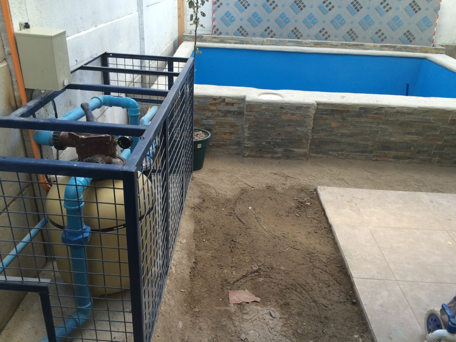 Construccion de piscina ideas construcci n piscina - Construccion de piscina ...