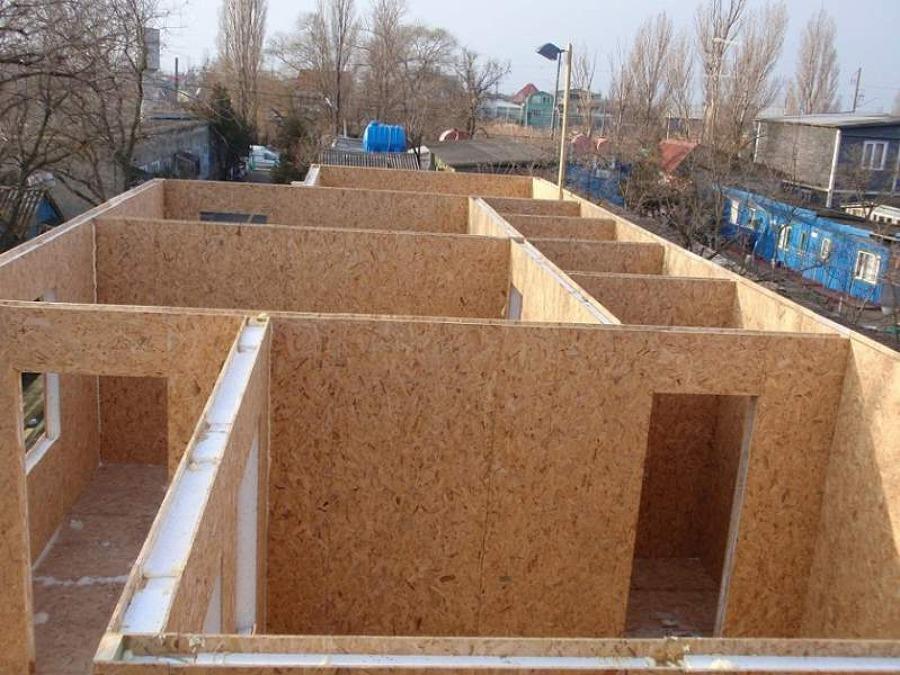 Casas prefabricadas paneles sip paneles estructurales - Construccion de casas prefabricadas ...