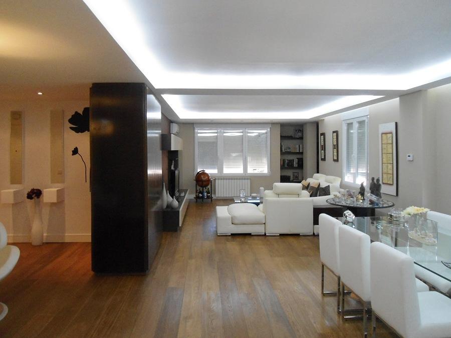 Iluminaci n oculta retroiluminados y luz indirecta ideas electricistas - Iluminacion indirecta led ...