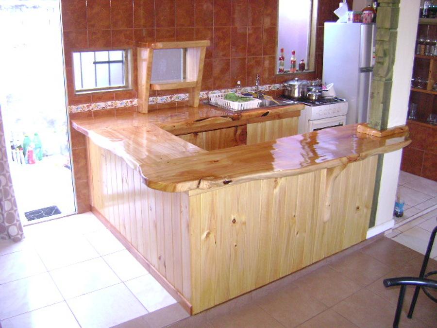 Interiores ideas remodelaci n casa - Cocina americana fotos ...