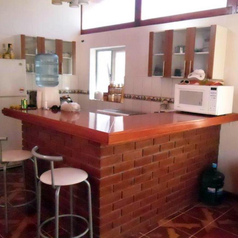 Construcion casa y piscina ideas construcci n casa - Cocina de ladrillo ...