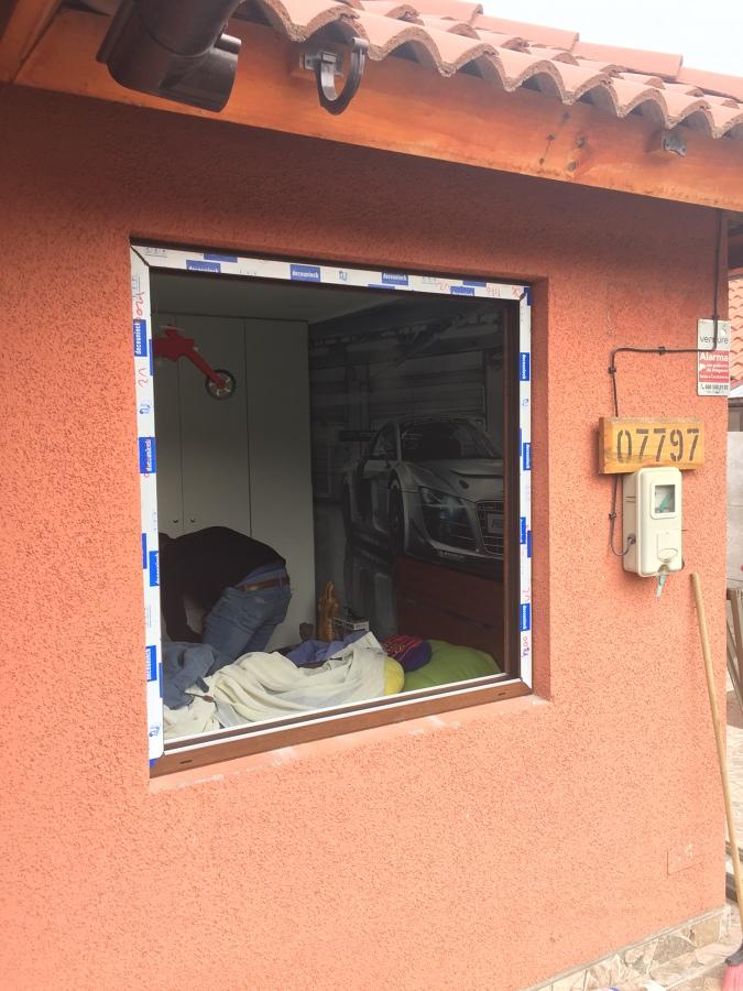 Cuadratura de marcos de ventanaa