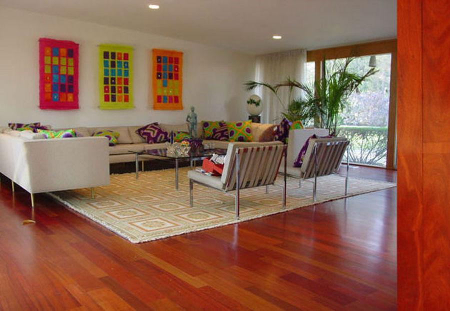 Nuestros trabajos ideas construcci n casa - Como nivelar un piso para colocar piso flotante ...