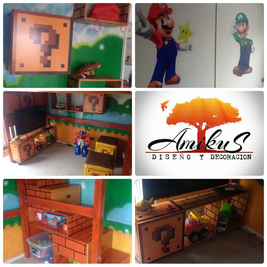 Decoracion Mario Bross 2