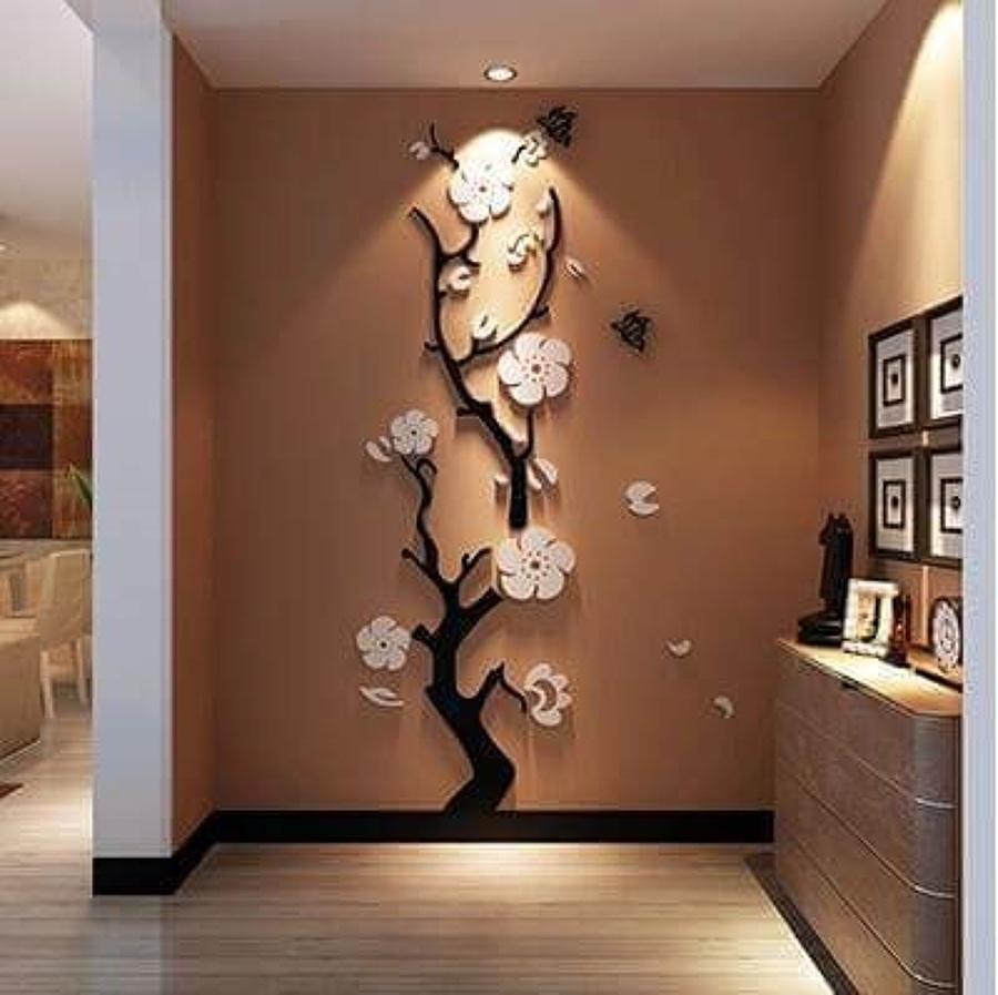 Foto decorado muro de zona de estar de dise o de espacios for Diseno de espacios interiores