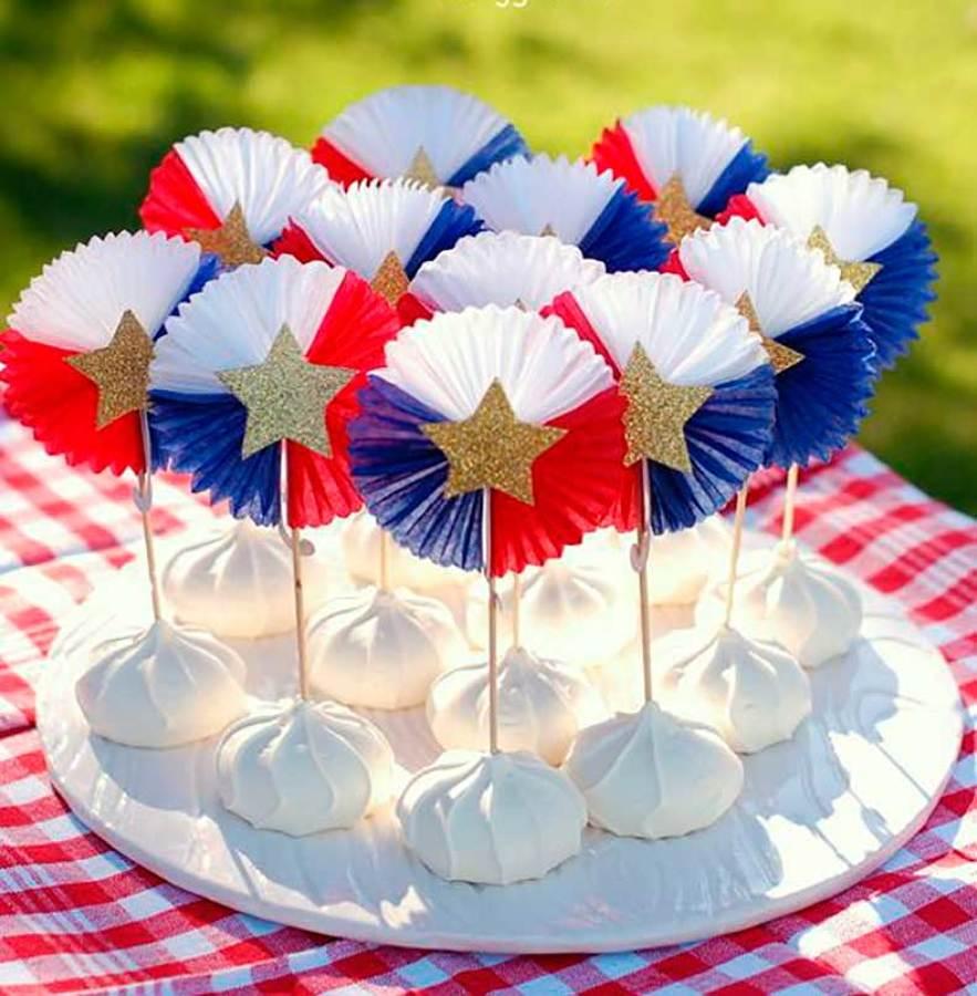 decorar la mesa en fiestas patrias