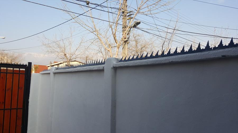Defensas de muro