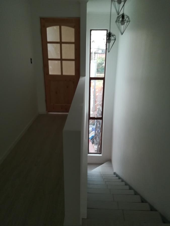 Desde el segundo piso