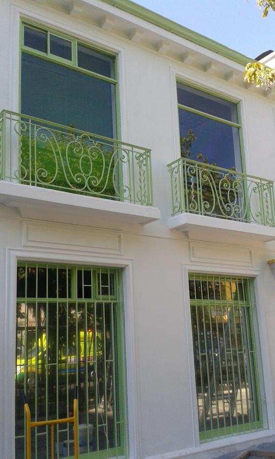 Detalle de balcones