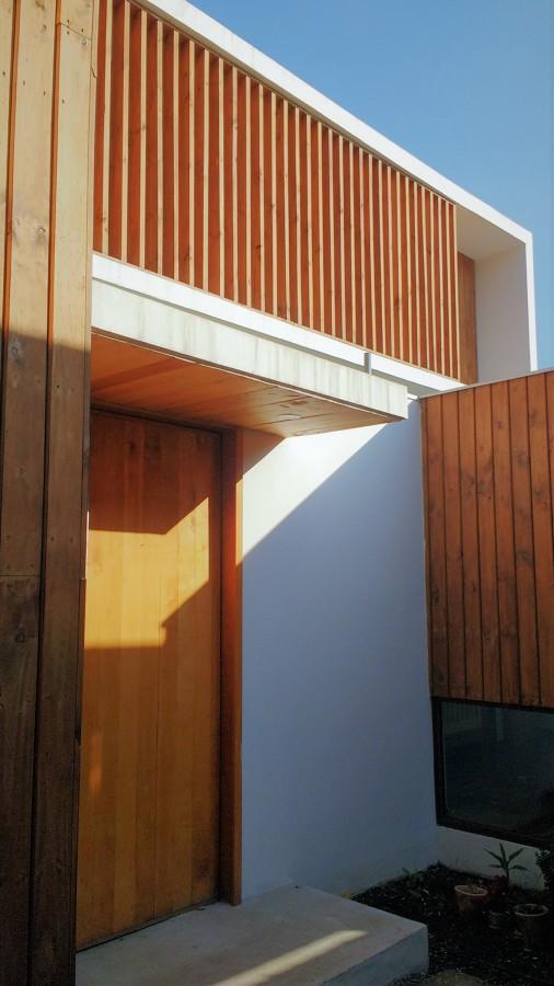 Detalle Fachada Norte