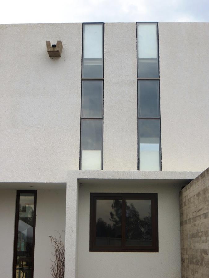 Detalle fachada poniente