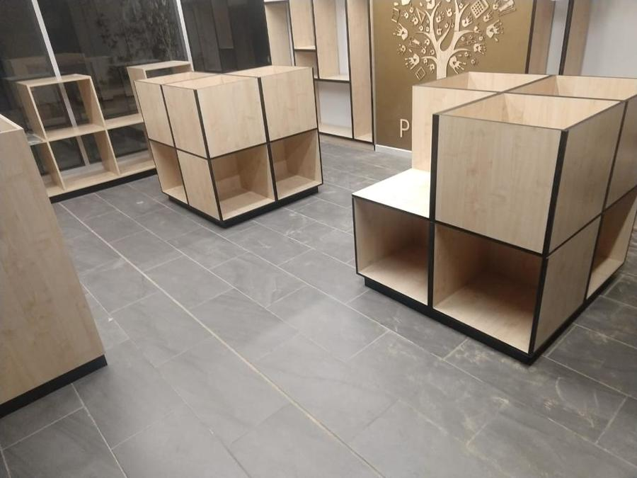 Detalle modulo mobiliario