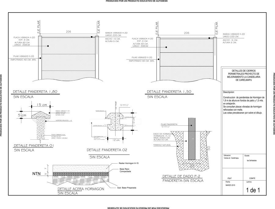 Planos de arquitectura ideas arquitectos for Planos de arquitectura pdf