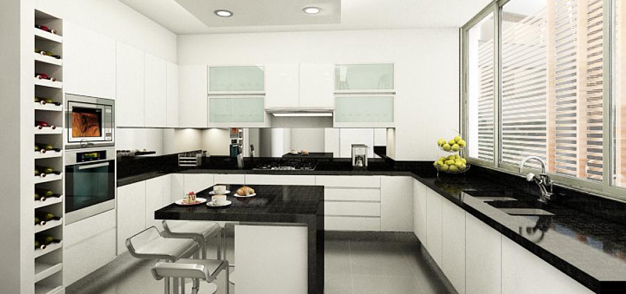 Diseño cocina 2, edificio FDA