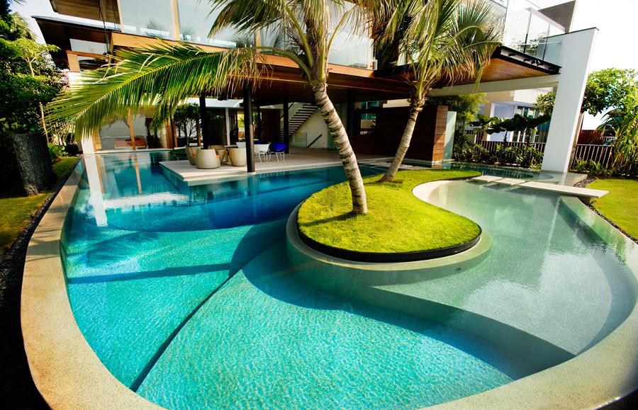 Foto dise o de piscinas 168645 habitissimo for Diseno de piscinas camaroneras