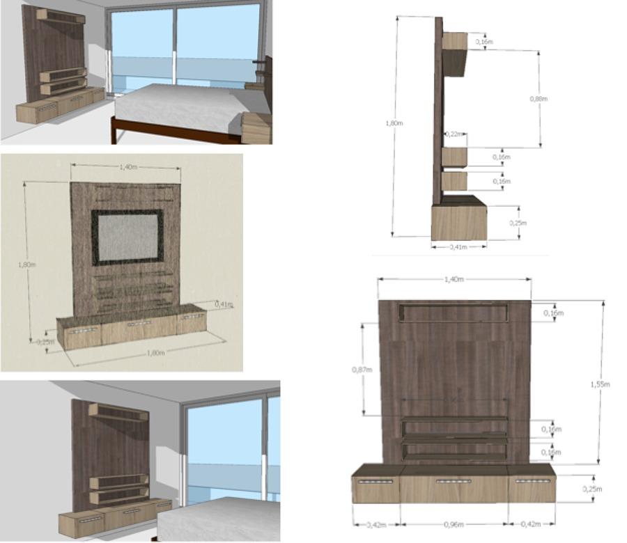 Proyecto de dise o interior cantillano ideas dise o de - Proyecto diseno de interiores ...