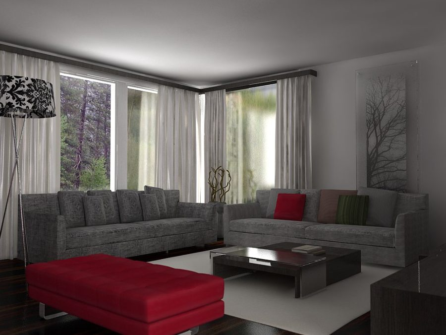 Dise o interior de casas y departamentos ideas dise o de - Diseno interior casa ...
