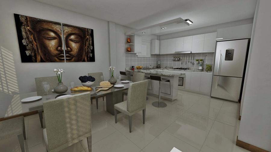 Foto: Diseño Interior, Cocina Comedor de Romo Arquitectura+ ...