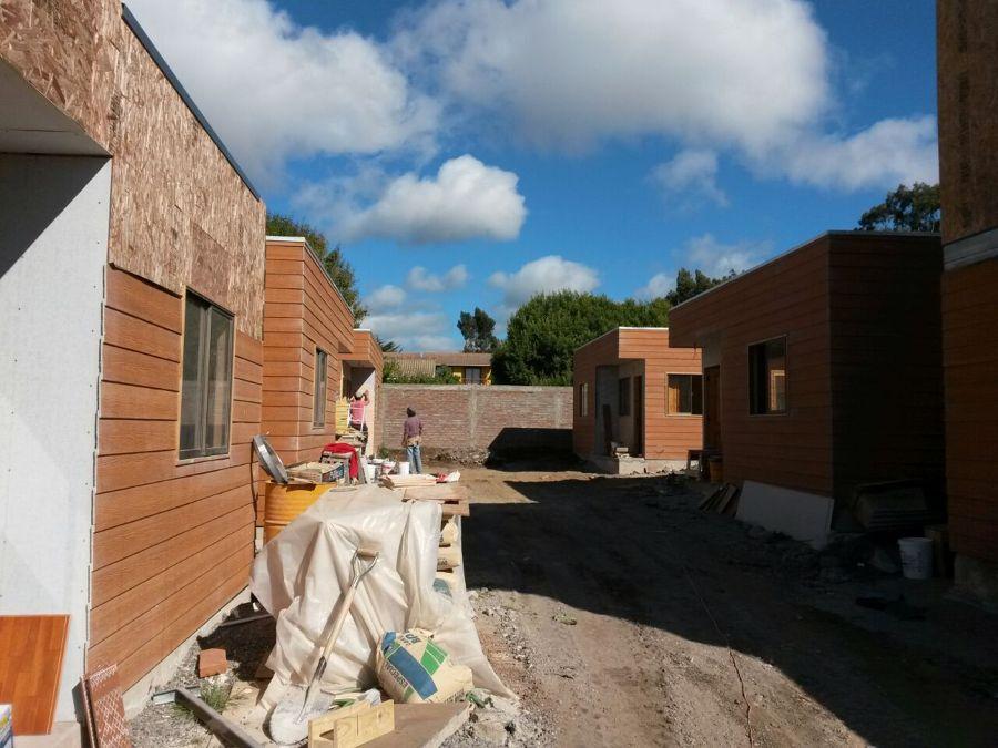 Diseño y construcción de casas de verano y habitacionales