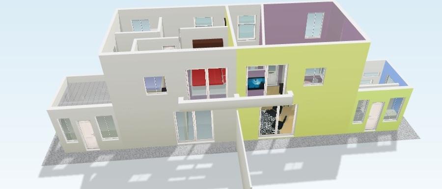 Dise o y construccion casas re aca alto ideas for Diseno y construccion de casas