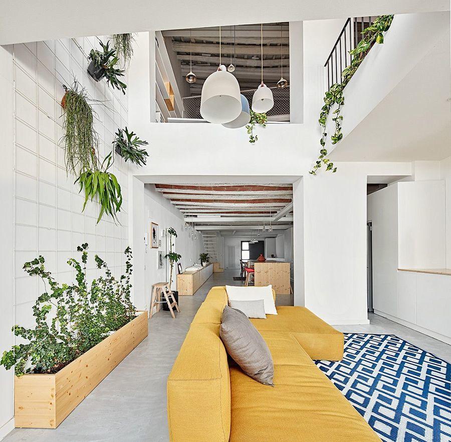Casa a doble altura
