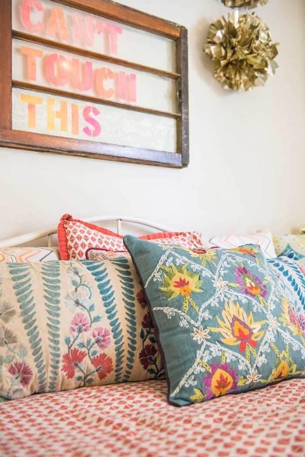 Dormitorio color crema