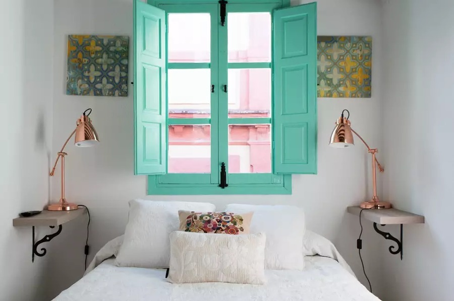 Dormitorio chic