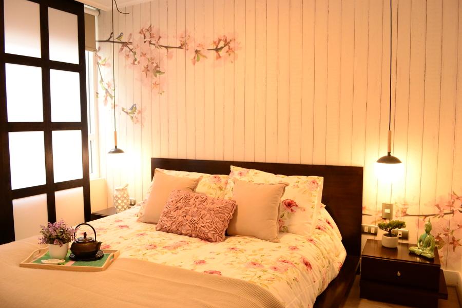 dormitorio japones