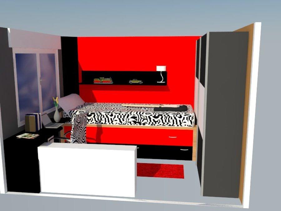 Decoraci n departamento estilo contempor neo ideas for Diseno de habitacion de estilo contemporaneo