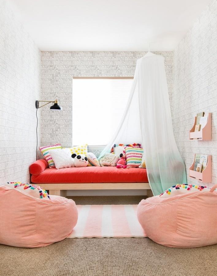 Dormitorio princesas