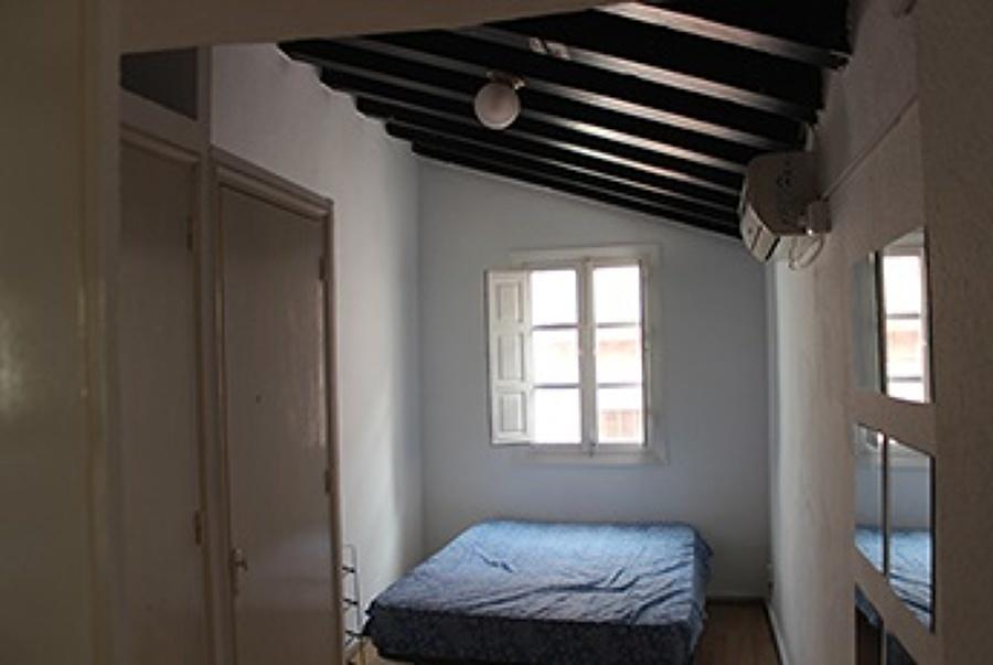 Dormitorio Vigas