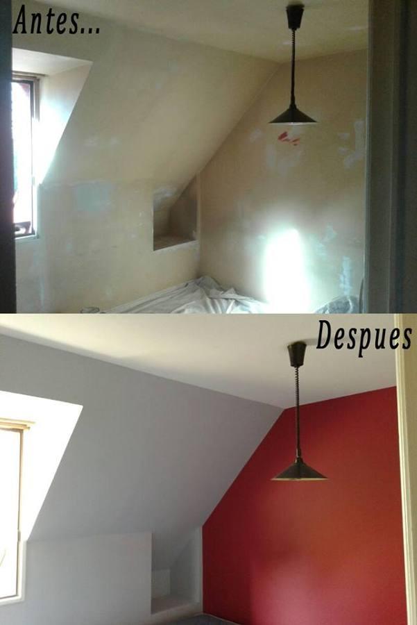 Embellecimiento de dormitorio