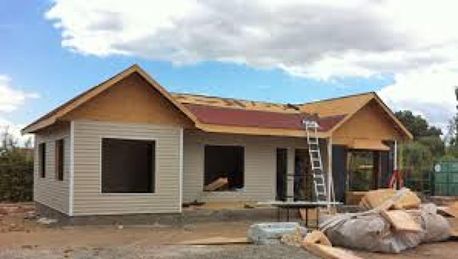 Foto en construcci n de constructora hercules 111618 - Casas prefabricadas grandes ...